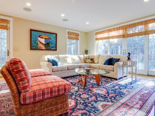 Luxury cottage with designer decor, a gourmet kitchen & easy bike path access! - Oak Bluffs vacation rentals