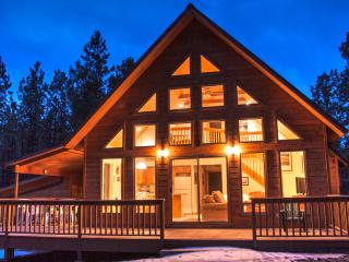 Angel Fire Chalet Nestled in the Pines Yet Convenient to Village, Ski and Golf - Angel Fire vacation rentals