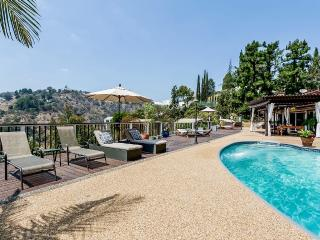 Hollywood Hills Villa with pool and views - Los Angeles vacation rentals