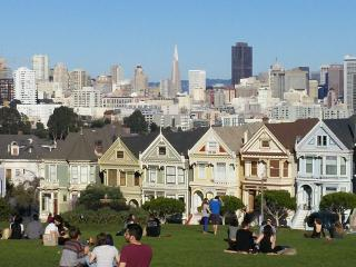 Stay in the Famous Painted Ladies! - San Francisco vacation rentals