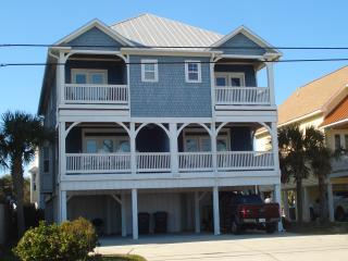 Great Ocean Views, Across The Street Pricing - Carolina Beach vacation rentals