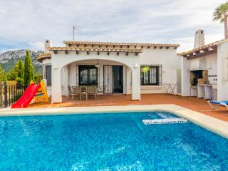 Villa Panoramic, Denia, wifi, aircon, pool, beach - Denia vacation rentals