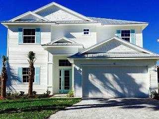 TOP RATED-Sunset Key In Cinnamon Beach! 5 Bedroom Suites/Private Pool/Arcade! - Palm Coast vacation rentals