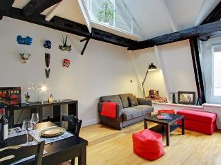 St Germain Chic- duplex in the heart of St Germain - Paris vacation rentals