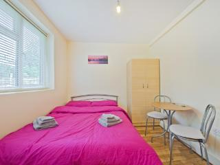 Double Studio in Zone 2 London No5 - London vacation rentals