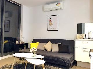 The Contemporary 2 bedroom apt in Melbourne CBD - Melbourne vacation rentals