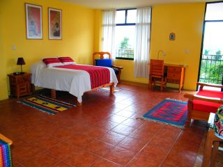 Large private room w/full bath, private entrance - Tlaxcala vacation rentals