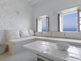 Melanopetra -  upstairs apartment - Nísyros or Syros vacation rentals