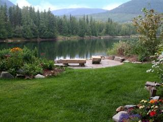 The Last Resort Vacation Cabin near Sandpoint - Clark Fork vacation rentals