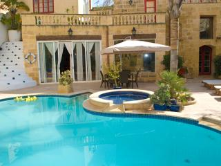 Holiday Villa for 9 Persons (possible 12) - Zurrieq vacation rentals