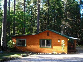 """The """"Cottage at Meadow View"""" - Forested w/a Creek! - Grass Valley vacation rentals"""