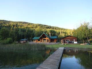 Boating, swimming, skating, fishing and horseback - Kamloops vacation rentals
