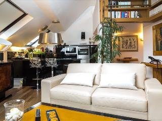 Charming 1bdr apt with terrace - Ixelles vacation rentals