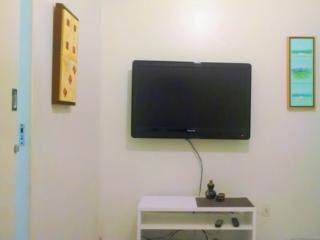 Sala quarto Wi Fi A/C, 200m da praia Cod313 - Rio de Janeiro vacation rentals