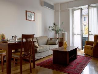 2 bedroom Apartment with A/C in Milan - Milan vacation rentals