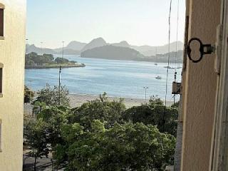 Vista lateral mar wi fi ar condicionado Cod711 - Rio de Janeiro vacation rentals