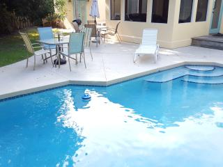 Close to Beach very private 4 Bed 3 Bath with Pool - Siesta Key vacation rentals