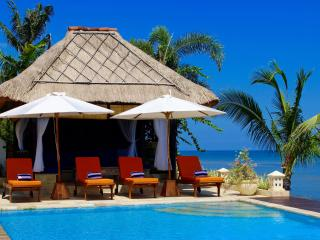 The Villas - Is a luxury 5 bedroom, fully staffed, absolute beachfront resort!! - Temukus vacation rentals