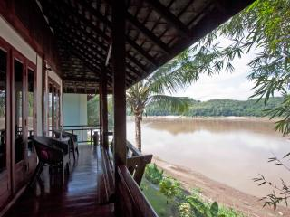 Bambou Suite 4 with view of the Mekong river - Luang Prabang vacation rentals