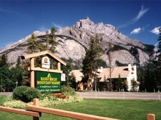 Great Mountain Resort In Banff : Two Bedroom Condo - Calgary vacation rentals