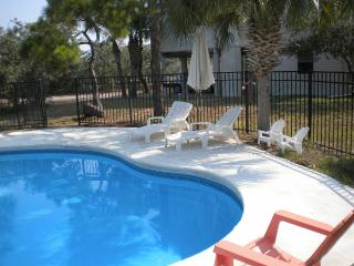 PLANTATION HOME - Gulf Views with Private Pool - Saint George Island vacation rentals