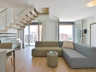 Luxury duplex apt with terrace - Milan vacation rentals