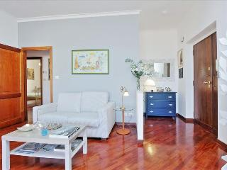 Bright penthouse w/terrace - Roma vacation rentals