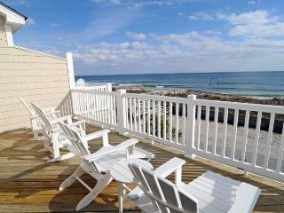 Spacious House with Deck and Microwave - Surf City vacation rentals