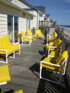Spacious House with Deck and Dishwasher - Surf City vacation rentals