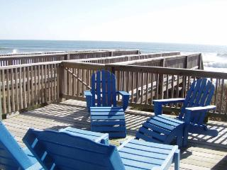 Gorgeous House with Deck and Dishwasher - Surf City vacation rentals