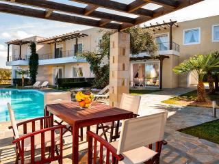 Luxury apartment  with pool, near the sea. - Chorafakia vacation rentals