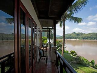 Bambou Suite 3 with view of the Mekong river - Luang Prabang vacation rentals