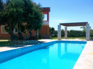 Luxury apartment  with pool, near Tersanas beach. - Chorafakia vacation rentals