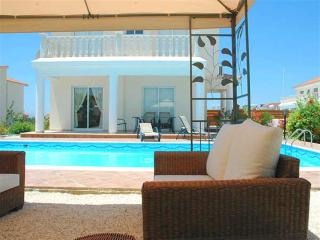 Coral Bay 3 Bed Villa - Private Pool -Tourist Area - Paphos vacation rentals