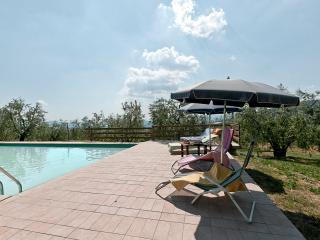 Campo Al Forte up to 8 sleeps with pool and A/C - Montale vacation rentals