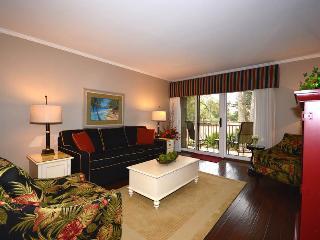 Bright 2 bedroom Hilton Head Villa with A/C - Hilton Head vacation rentals