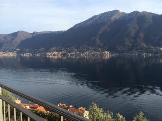 Colonno small apartment with view on the lake Como - Colonno vacation rentals