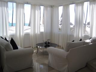 Beach Apt w/Ocean View 2BD +RT Transport & Wifi - Bavaro vacation rentals