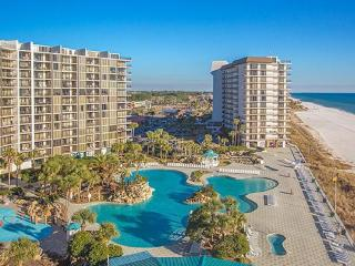 Amazing Views Lagoon Pool & Gulf with Wrap Balcony - Panama City Beach vacation rentals