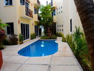 2 BR condo center and close to the Beach  PMORELOS - Puerto Morelos vacation rentals