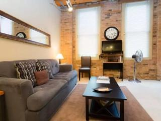 1 bedroom Condo with Internet Access in Chicago - Chicago vacation rentals