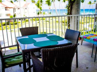 Playa Turquesa K-302 Premier Beachfront Oceanview - Bavaro vacation rentals