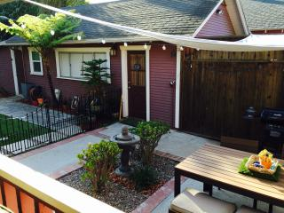 Backyard Bungalow in Bamboo Garden - Long Beach vacation rentals