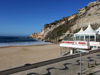 Two-bedroom apartment renovated - facing the ocean - Nazare vacation rentals
