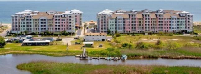 Beach `N` Bay Penthouse 418 A *Panoramic Bay Views!* - Image 1 - Virginia Beach - rentals