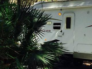 Beautiful FULLY LOADED RV on wooded campsite - Saint Augustine vacation rentals