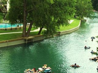 Gorgeous Waterfront Condo at Inverness - New Braunfels vacation rentals