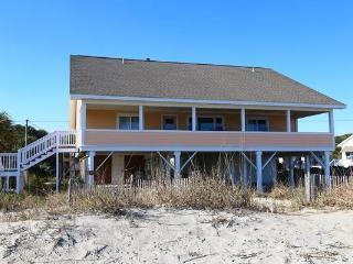 """618 Palmetto Blvd. -  """"Just Beachie"""" - Edisto Beach vacation rentals"""