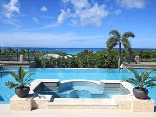 Modern 5 bedroom villa walking distance from beach - Plum Bay vacation rentals
