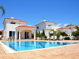 3 bedroom House with Shared Outdoor Pool in Ayia Napa - Ayia Napa vacation rentals